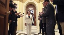 Nancy Pelosi delivered her 8-hour filibuster in 4-inch heels: 'TOTAL BOSS'