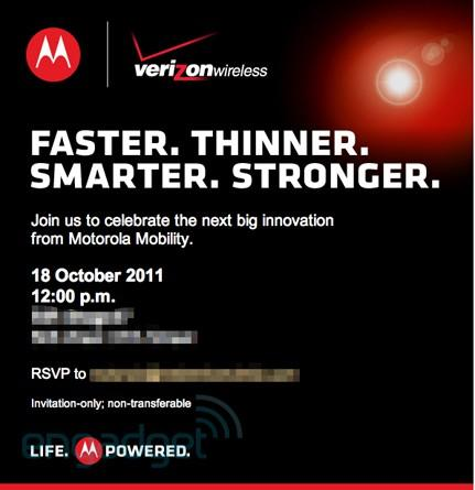 Motorola Spyder to be introduced on October 18, keeps its clothes on in video tease