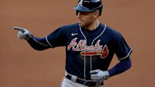 NLCS Game 2: Relentless Braves bats put Dodgers in perilous 2-0 hole
