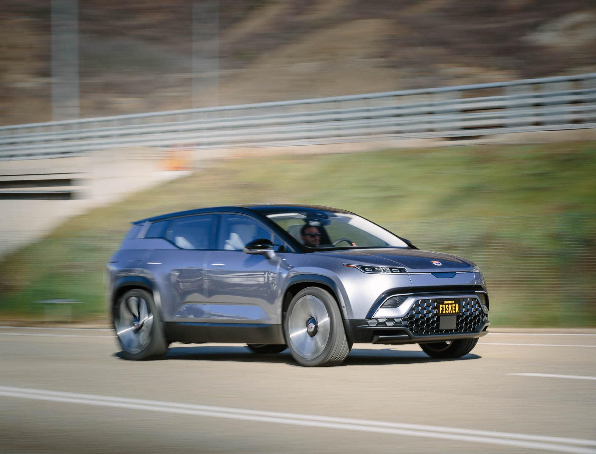 Apple supplier Foxconn reaches tentative agreement to build Fisker's next electric car