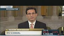 Cantor: We Need Answers in IRS Situation