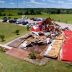 Tornadoes, storms kill 11 in U.S. South