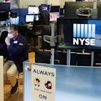 S&P 500 closes down, snapping four-day rally