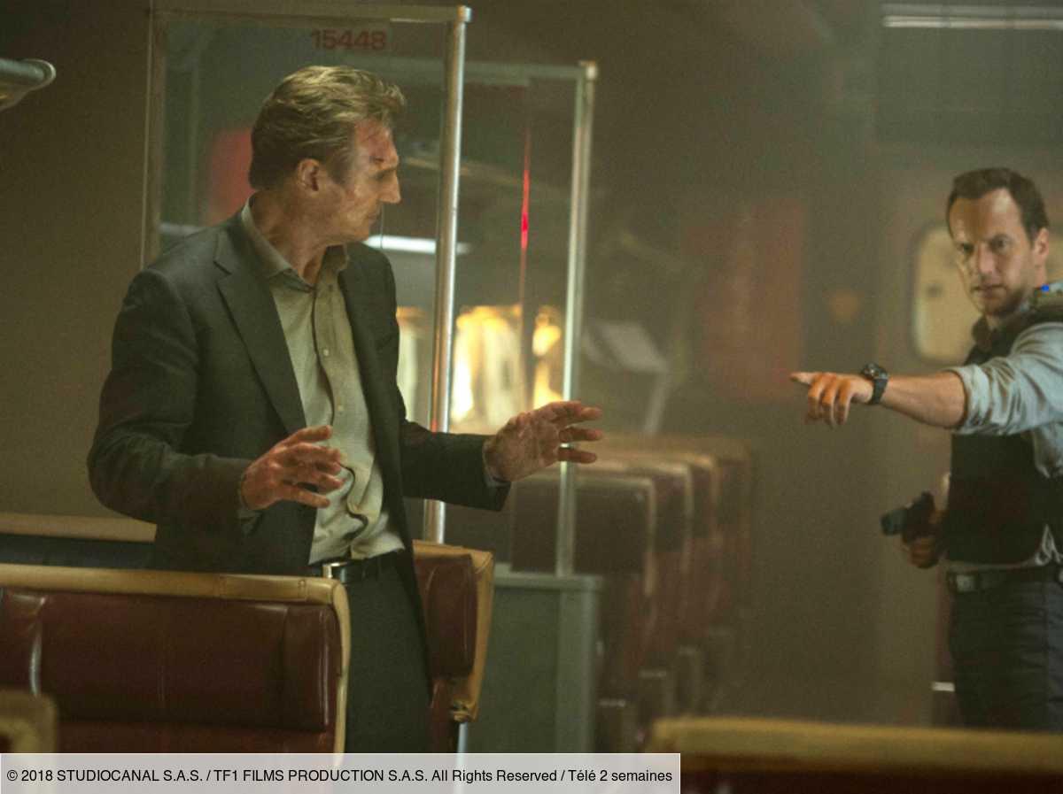 The Passenger : entraînement de Liam Neeson, tournage dans ...