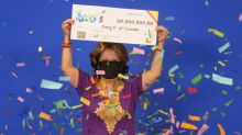 Woman wins $61m in lottery with numbers from husband's dream