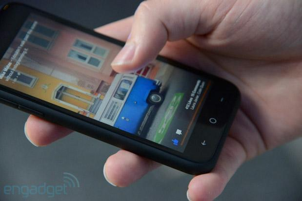 Get an early look at Facebook Home with these leaked pre-release APKs