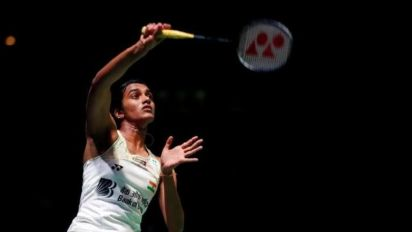 PV Sindhu Ends Silver Jinx, Downs Okuhara to Win BWF Tour Finals