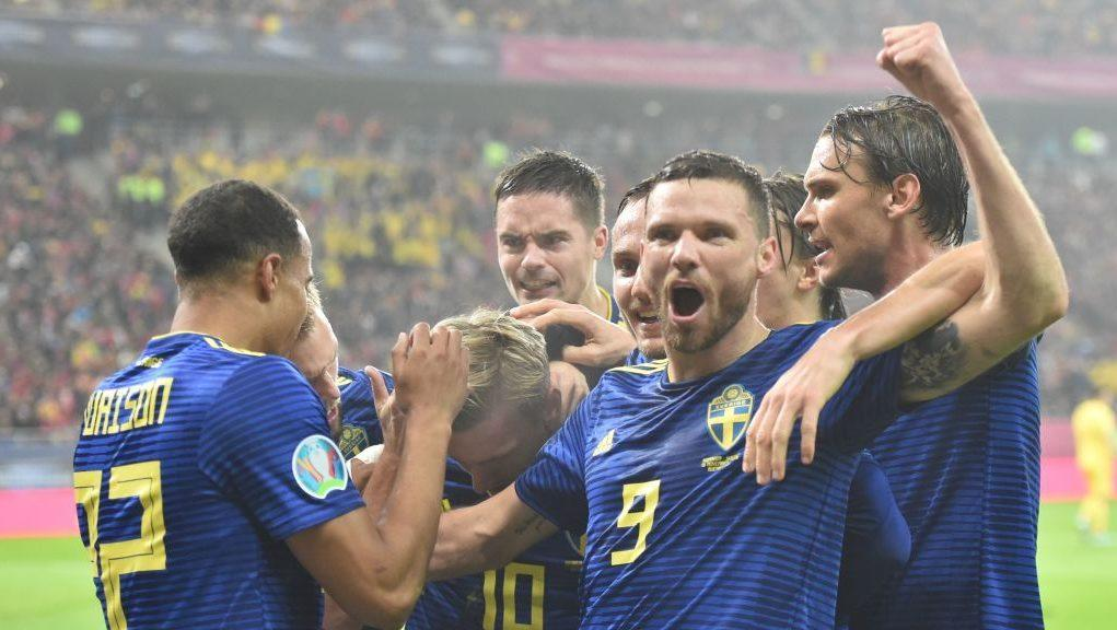 EURO qualifying wrap: Sweden joins Finland in qualifying