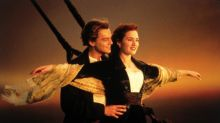 Kate Winslet Recreated a 'Titanic' Scene with Bear Grylls, and It Was Wild