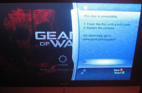 Gears is unreadable and we want answers!