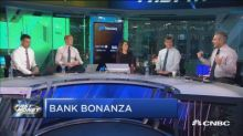 Bank stocks are up double digits in 2019, could this be t...