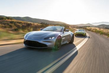 油車派的堅持 Aston Martin表示2030年後將持續販售內燃機車種