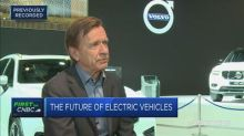 Volvo Cars CEO: 'We have to electrify our vehicles'