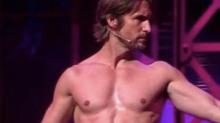 PHOTO.Philippe Lacheau a pris 8 kilos de muscles en trois ans : il dévoile ses abdos en acier