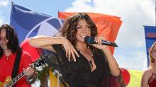 Paty Manterola no desiste de volver a triunfar en la música... aunque sea con videos caseros