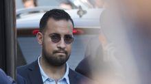Alexandre Benalla et les quatre autres suspects mis en examen