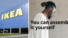 Offensive image 'ripped out' of IKEA's 2021 catalogue