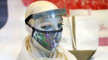 ¿Qué tan buenas son las pantallas faciales para protegernos del coronavirus