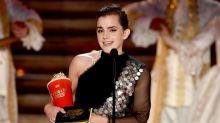 Emma Watson Wins First Genderless Acting Award at MTV Movie & TV Awards