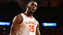 Simms, Clemson beat Purdue 81-70, win Space Coast Challenge