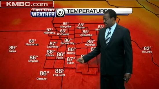 Temperatures, fire danger set to rise