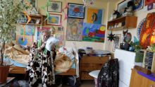 After the vaccine, Berlin care home residents hope for visitors and good health