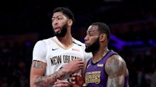 Sources: LeBron James, Anthony Davis meet for postgame dinner; Lakers appear to be in driver's seat to pair stars