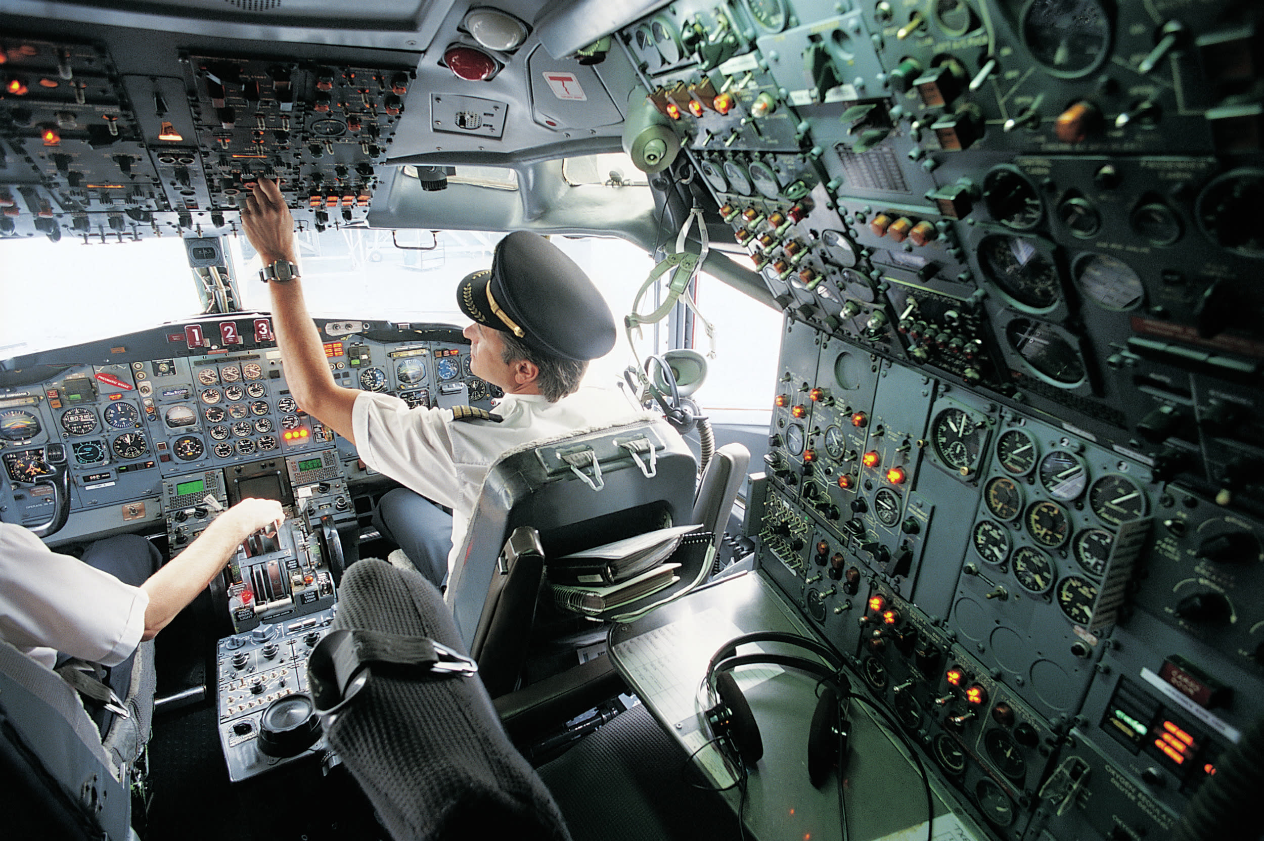 """<p>Flying high literally as well as metaphorically, pilots top the salary scale this year. There are various routes into the job, from university courses to airlines' own training schemes; private training will set you back as much as £50,000 to £60,000.</p>  <p>""""I most enjoy the variety of the job, working as a team, to a schedule, with the responsibility of safely transporting hundreds of people to their destination. I would advise aspiring pilots to thoroughly research training routes, understand the serious financial outlay required with no guarantee of a job after training and to consider other routes such as flight instruction.""""</p>  <p></p>  <p></p>"""