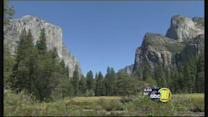 Yosemite Valley visitors not affected by Rim Fire