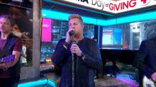 Rascal Flatts rocks out to its new song 'Back to Us'