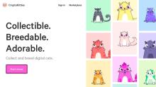 ¡Compra un gato virtual y hazte rico!