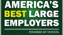Cubic Recognized on Forbes America's Best Large Employers List for 2019