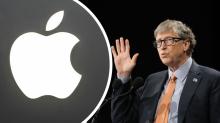 Por qué Bill Gates posee una participación de US$ 1.800 millones en Apple