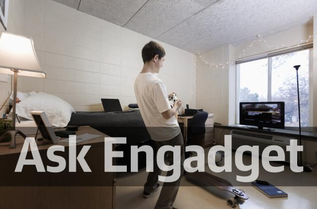 Ask Engadget: Do I need a TV for my dorm room?