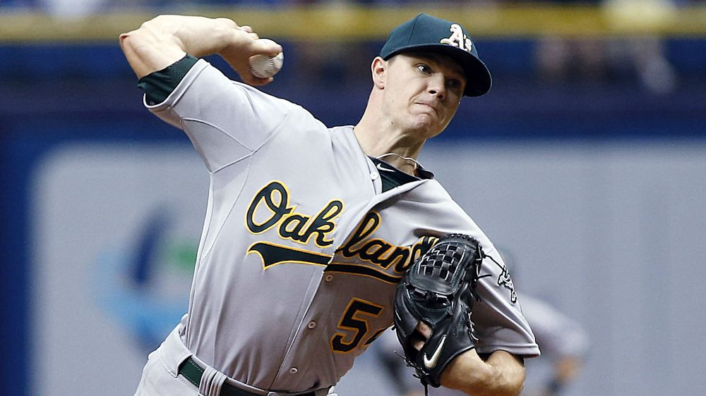 MLB trade rumors: Talks stalling between Yankees, A's for Sonny Gray