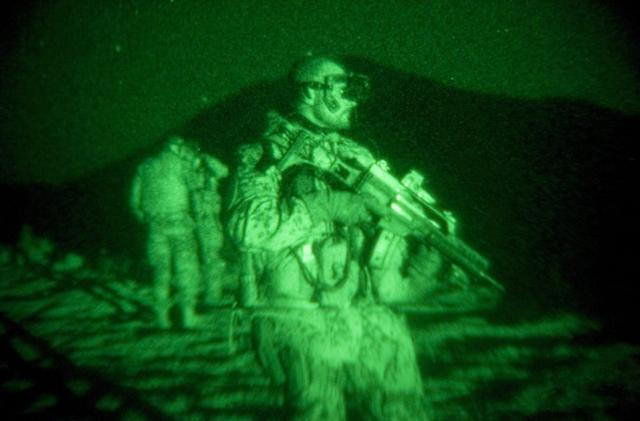 Nanotechnology discovery could lead to low-power night vision