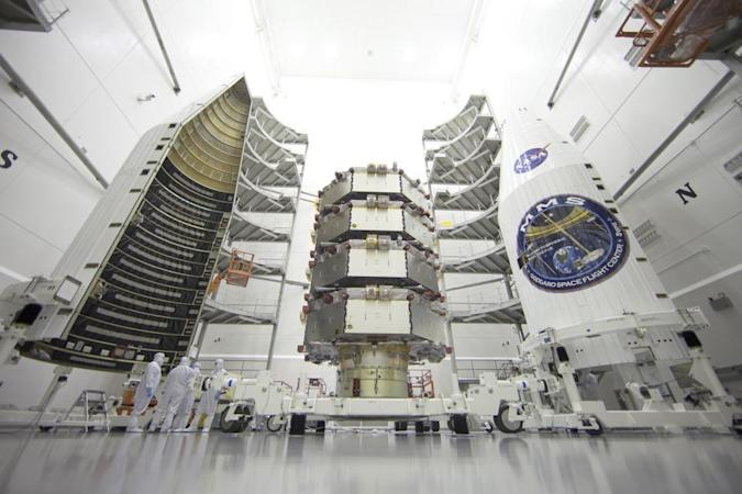 Watch NASA launch its mission to the magnetosphere tonight (update)