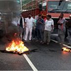 Bharat Bandh: India farmers block roads and trains to protest reforms