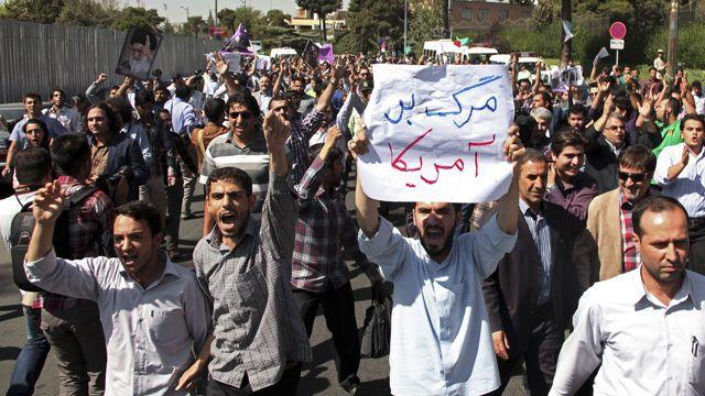 Mixed reactions in Iran following Rouhani, Obama phone call