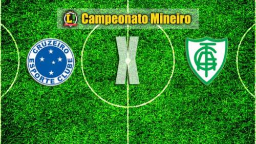 Cruzeiro faz clássico com o América e decide vaga para a final mineira