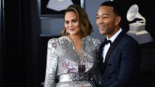 Chrissy Teigen trolls John Legend with picture of daughter Luna and 'daddy' Arthur