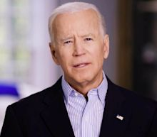Joe Biden launches 2020 presidential bid with attack on Trump over Charlottesville riots