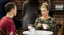 Kaley Cuoco's Bondage Outfit on 'Big Bang Theory' Causes Scene