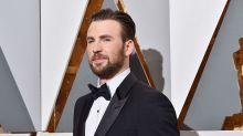Chris Evans speaks out over leaked nude