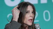Marianne Williamson Deletes Tweet Crediting Mind Power For Shifting Dorian's Path