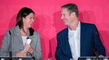 GMB Union Backs Lisa Nandy To Succeed Jeremy Corbyn As Labour Leader