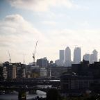 UK economy dodges no-deal Brexit hit, for now