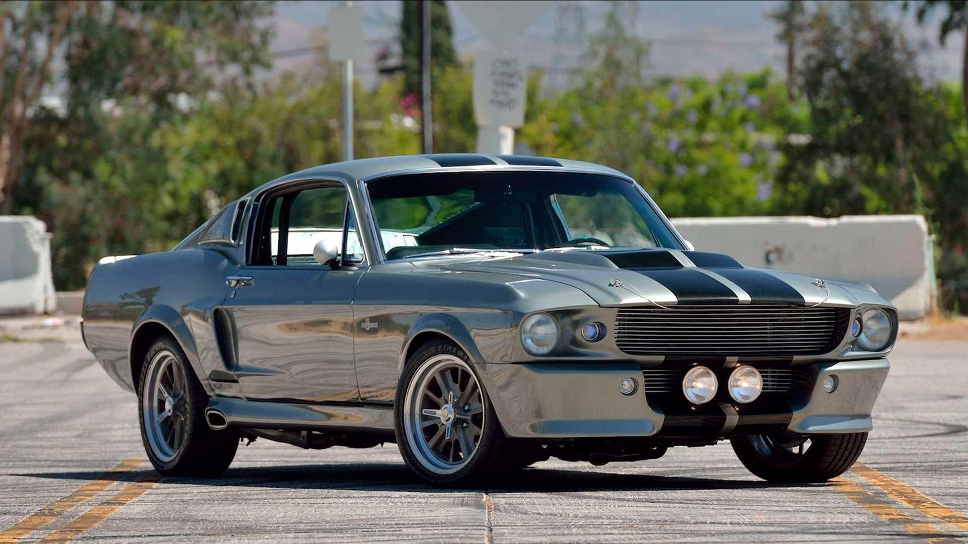 Gone In 60 Seconds Eleanor Mustang Sells For 852k