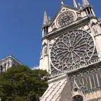 From 2011: The history of France's Notre Dame Cathedral