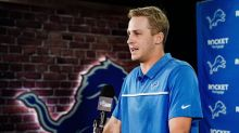 Lions continue to show to Goff by drafting Sewell along with extending Ragnow